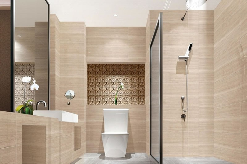 Maxwell interior designer for Washroom design