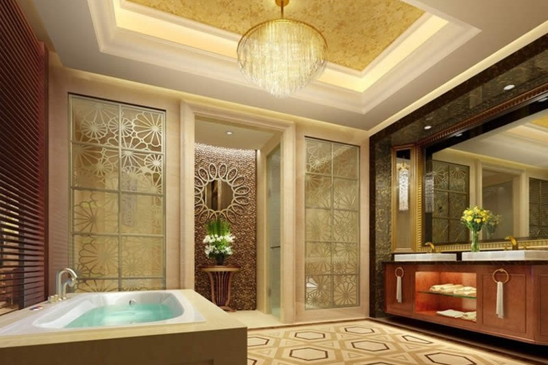 Maxwell interior designers decorators builder home contractor bathroom interior wash room interior design services delhi gurgaon india