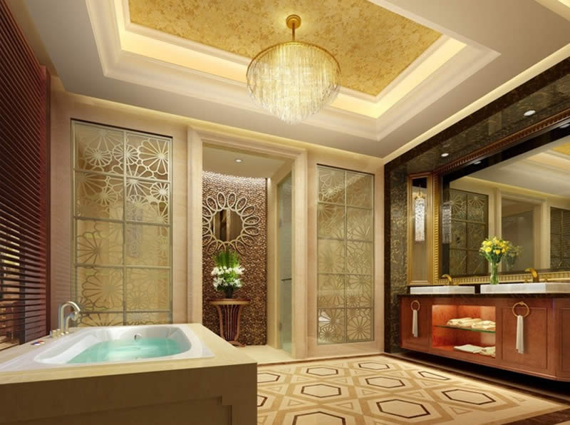 star hotel luxury bathroom interior design maxwell interior designer - Dream Home Interior Design