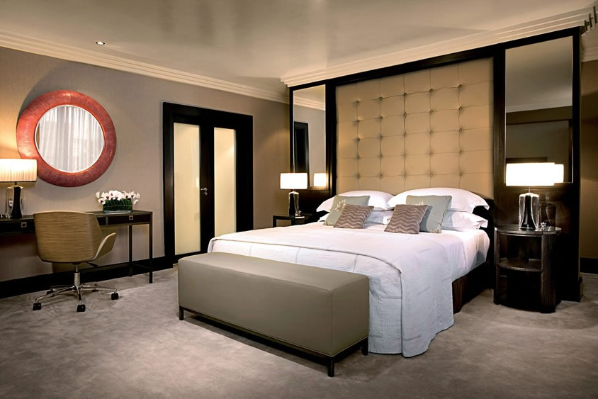Top luxurious famous interior designer decorators for Bedroom interiors in Delhi Gurgaon India